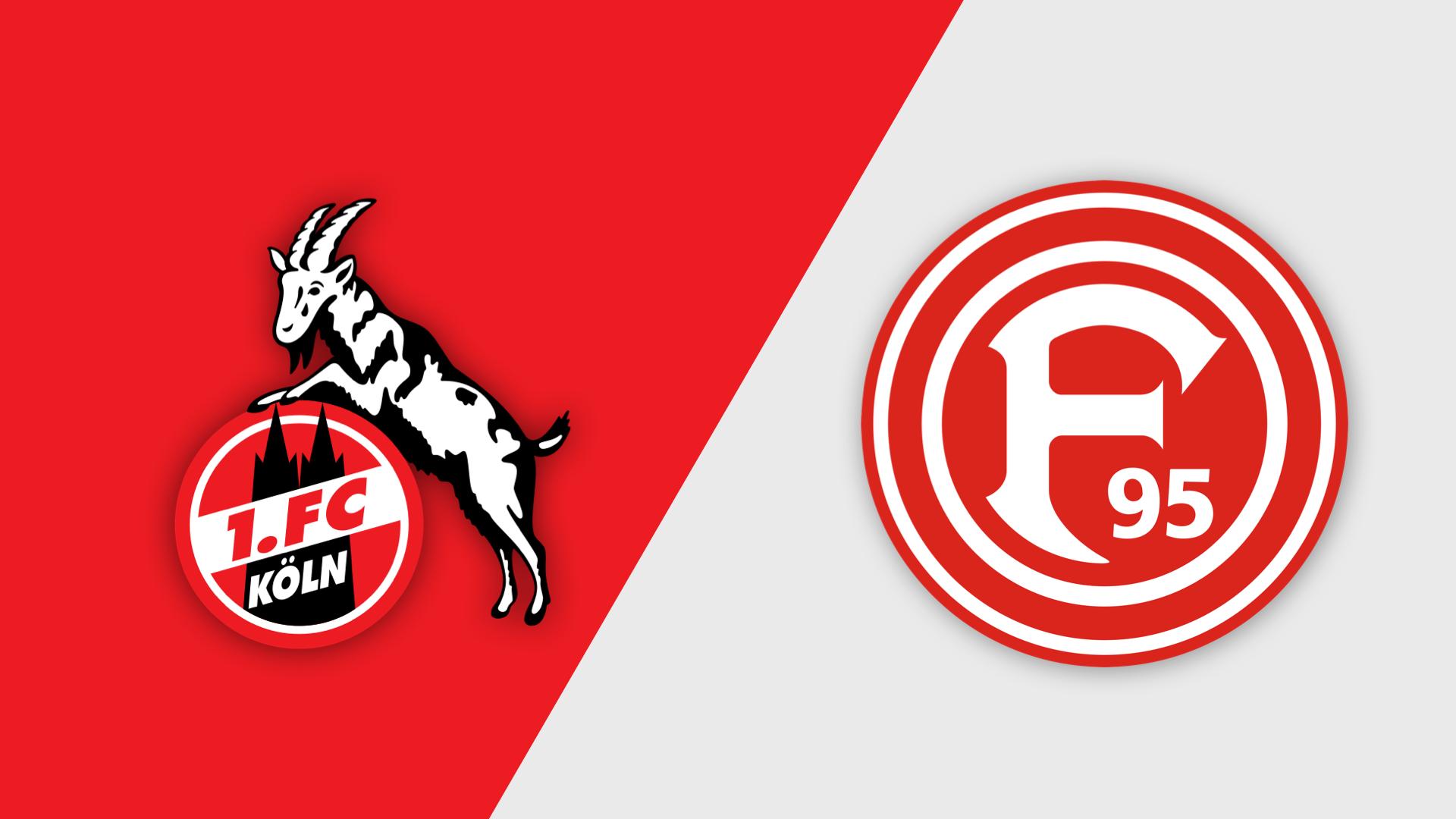 1. FC Köln U21 gegen Fortuna Düsseldorf U23