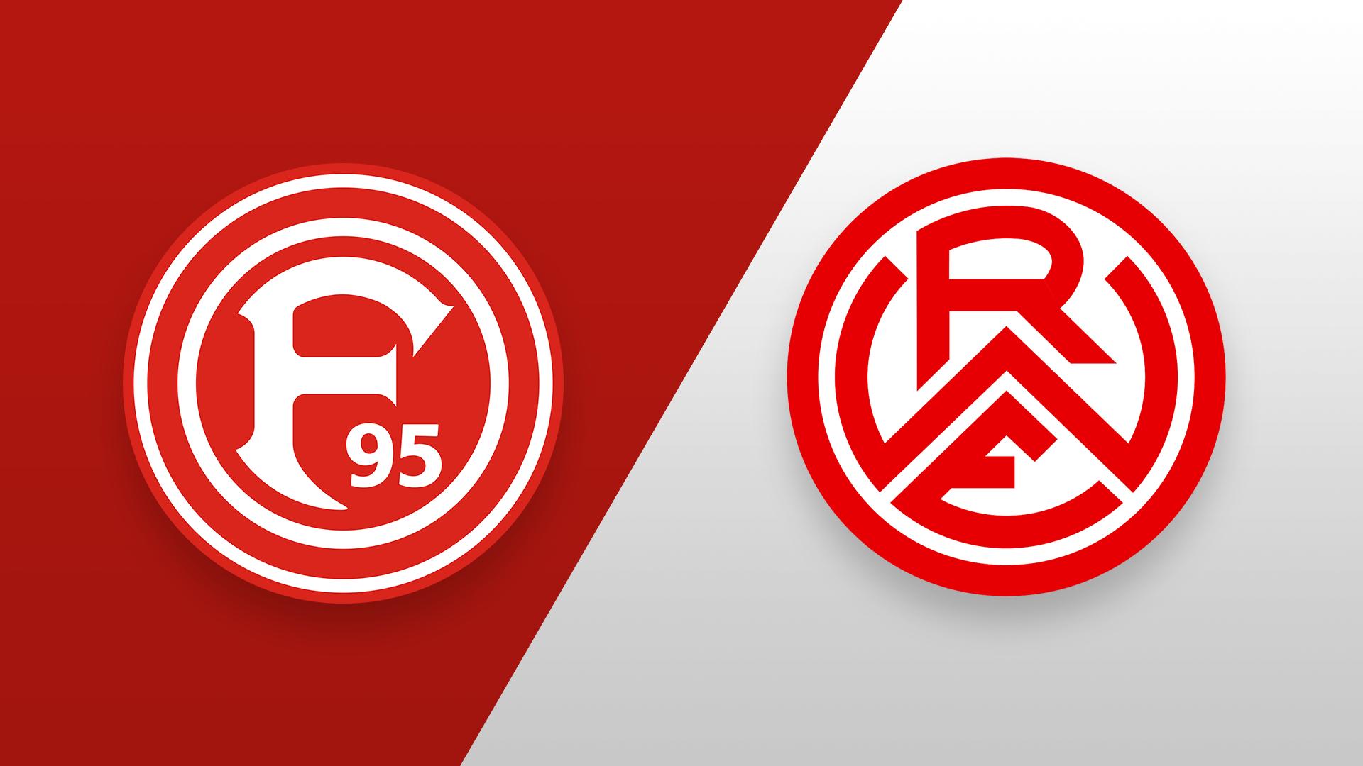 Fortuna Düsseldorf U23 gegen Rot-Weiss Essen