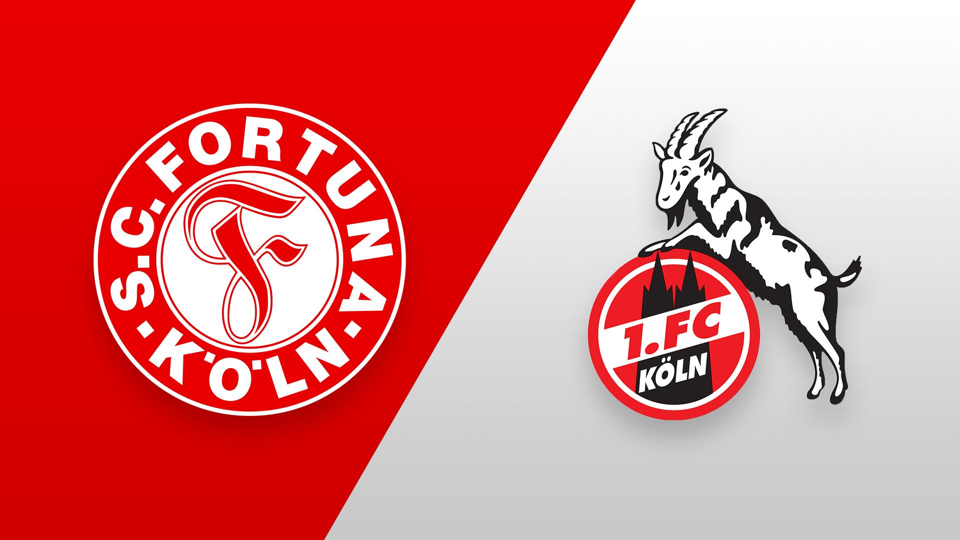 SC Fortuna Köln gegen 1. FC Köln U21