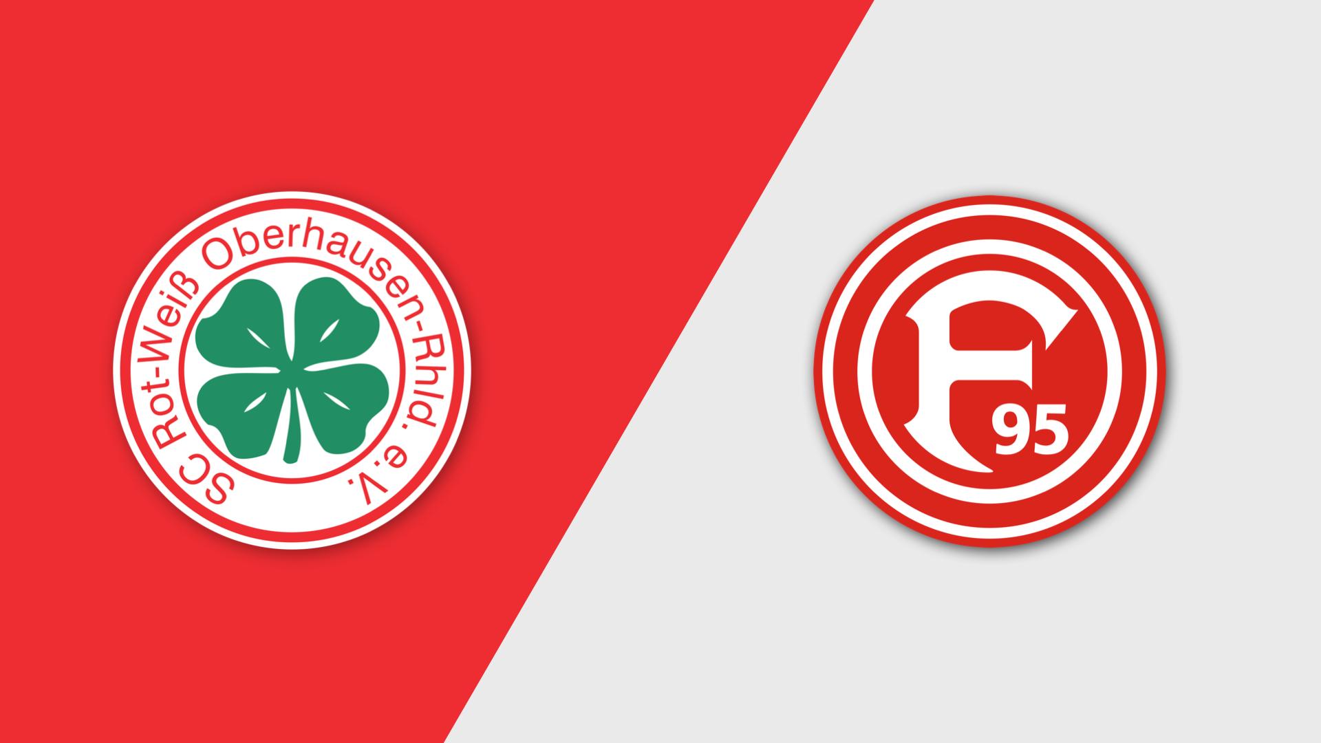 Rot-Weiß Oberhausen gegen Fortuna Düsseldorf U23