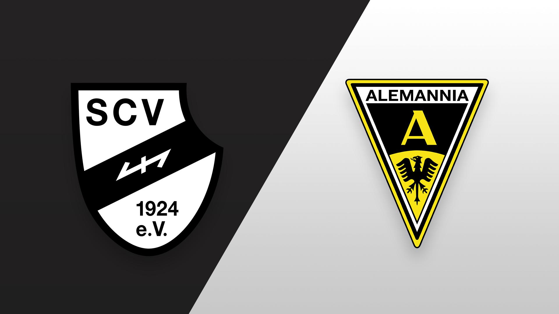 SC Verl gegen TSV Alemannia Aachen