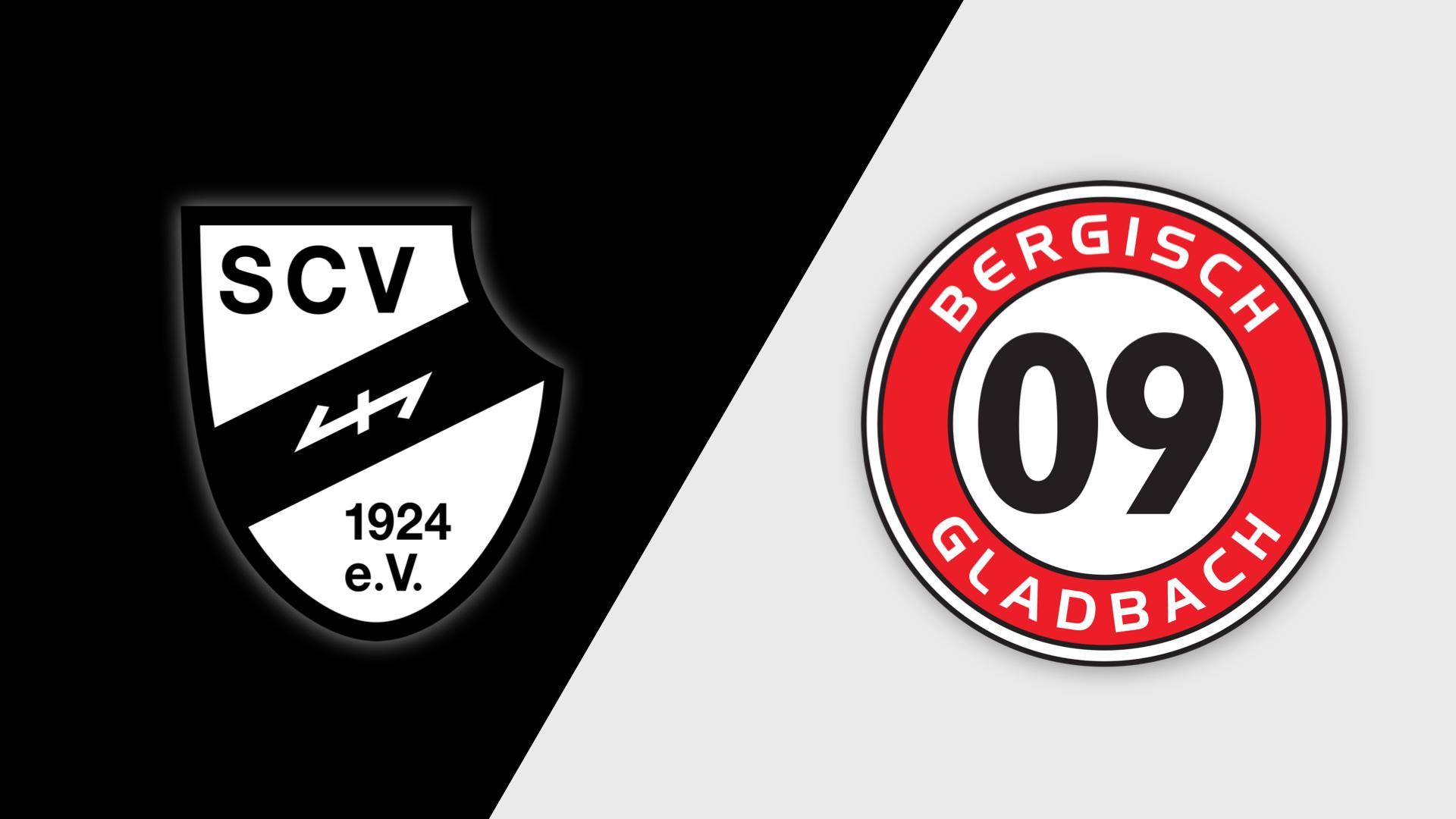 SC Verl gegen SV Bergisch Gladbach