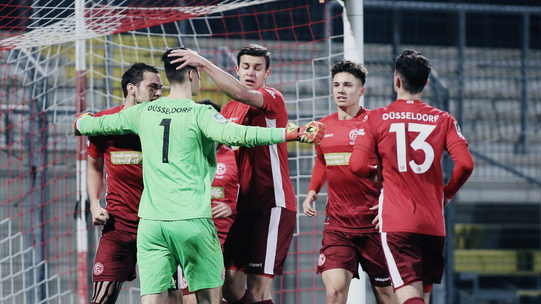 27.03.2021, 14:00 Uhr: Fortuna Düsseldorf U23 vs. Borussia Dortmund U23